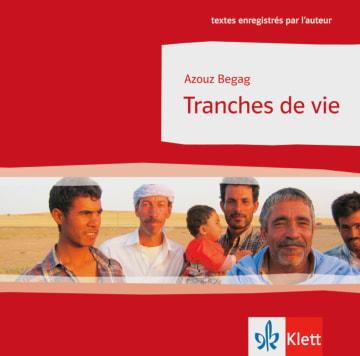 Cover Tranches de vie 978-3-12-591592-3 Azouz Begag Französisch