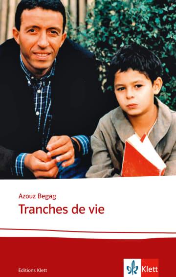 Cover Tranches de vie 978-3-12-591594-7 Azouz Begag Französisch