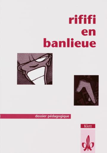 Cover Rififi en banlieue 978-3-12-591604-3 Didier Daeninckx, Jean-Marie Gustave Le Clézio Französisch