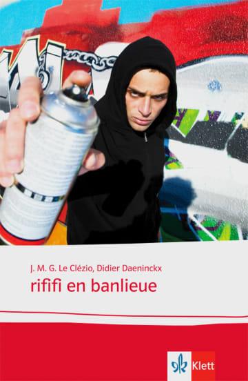 Cover rififi en banlieue 978-3-12-591606-7 Didier Daeninckx, Jean-Marie Gustave Le Clézio Französisch