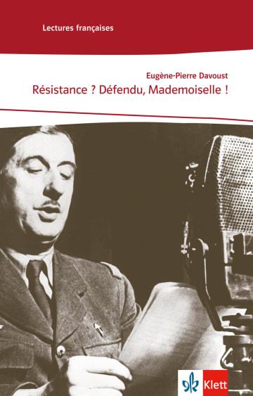 Cover Résistance ? Défendu, Mademoiselle! 978-3-12-591961-7 Eugène-Pierre Davoust Französisch