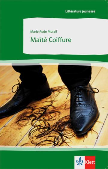 Cover Maïté Coiffure 978-3-12-592051-4 Marie-Aude Murail Französisch