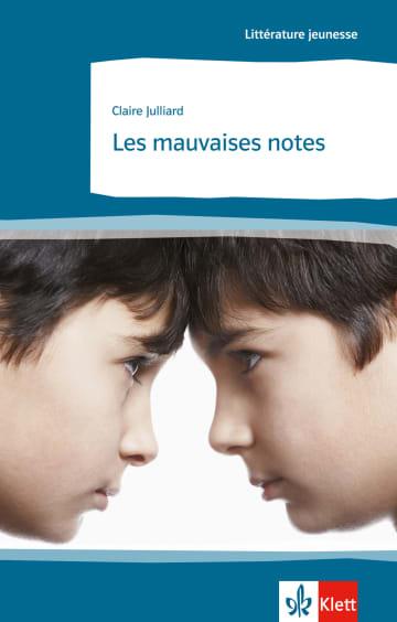 Cover Les mauvaises notes 978-3-12-592071-2 Claire Julliard Französisch