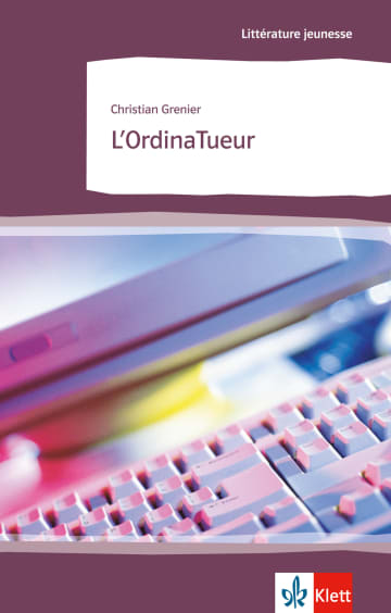 Cover L'OrdinaTueur 978-3-12-592092-7 Christian Grenier Französisch