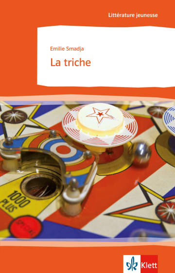 Cover La triche 978-3-12-592128-3 Emilie Smadja Französisch