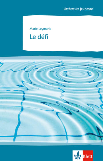 Cover Le défi 978-3-12-592130-6 Marie Leymarie Französisch