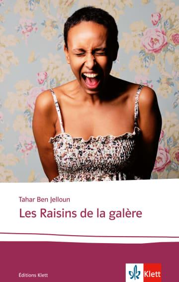 Cover Les raisins de la galère 978-3-12-592246-4 Tahar Ben Jelloun Französisch