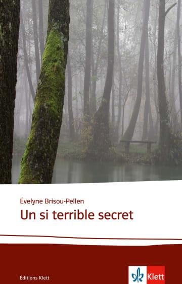 Cover Un si terrible secret 978-3-12-592248-8 Évelyne Brisou-Pellen Französisch