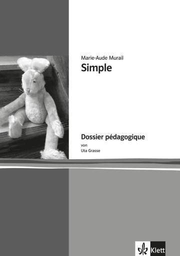 Cover Simple 978-3-12-592251-8 Uta Grasse, Marie-Aude Murail Französisch