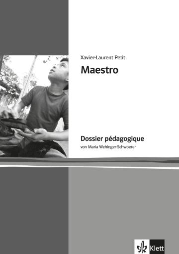 Cover Maestro 978-3-12-592255-6 Maria Wehinger-Schwoerer, Xavier-Laurent Petit Französisch