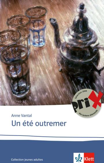 Cover Un été outremer 978-3-12-592258-7 Anne Vantal Französisch