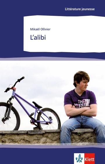 Cover L'alibi 978-3-12-592266-2 Mikaël Ollivier Französisch