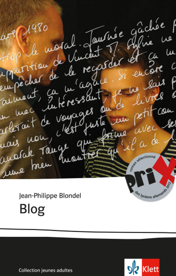 Cover Blog 978-3-12-592292-1 Jean-Philippe Blondel Französisch