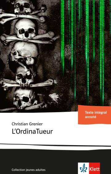 Cover L'OrdinaTueur 978-3-12-592294-5 Christian Grenier Französisch