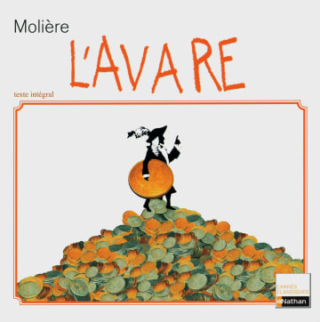 Cover L'avare 978-3-12-592607-3 Molière Französisch