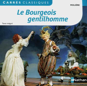 Cover Le Bourgeois gentilhomme 978-3-12-592617-2 Molière Französisch