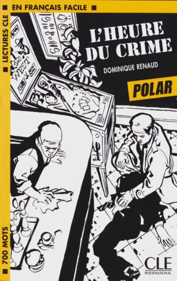 Cover L'heure du crime 978-3-12-593118-3 Dominique Renaud Französisch