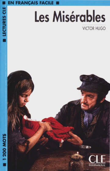 Cover Les Misérables 978-3-12-593214-2 Victor Hugo Französisch