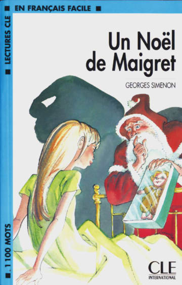 Cover Un Noël de Maigret 978-3-12-593291-3 Georges Simenon Französisch