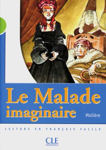 Cover Le Malade imaginaire 978-3-12-593296-8 Molière Französisch