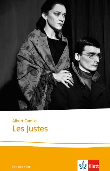 Cover Les Justes 978-3-12-596201-9 Albert Camus Französisch