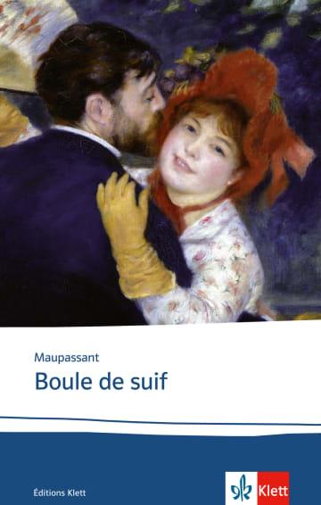 Cover Boule de suif 978-3-12-596283-5 Guy de Maupassant Französisch