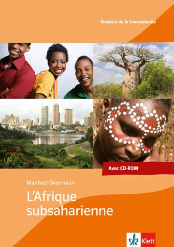 Cover L'Afrique subsaharienne 978-3-12-597092-2 Manfred Overmann Französisch