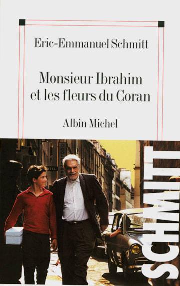 Cover Monsieur Ibrahim et les fleurs du Coran 978-3-12-597247-6 Eric-Emmanuel Schmitt Französisch