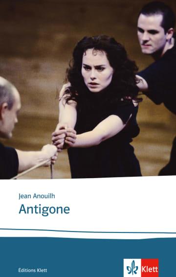 Cover Antigone 978-3-12-597255-1 Jean Anouilh Französisch
