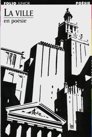 Cover La ville en poésie 978-3-12-597273-5 Jacques Charpentreau Französisch