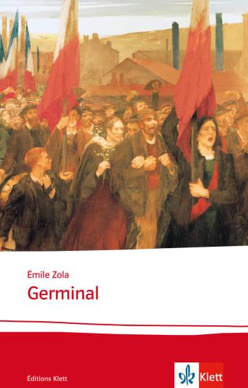 Cover Germinal 978-3-12-597479-1 Émile Zola Französisch