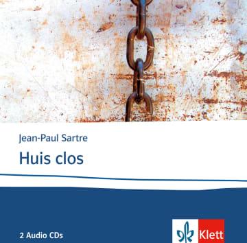 Cover Huis clos 978-3-12-598401-1 Jean-Paul Sartre Französisch