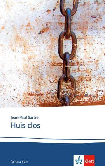 Cover Huis clos 978-3-12-598404-2 Französisch
