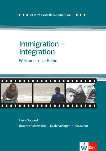 Cover Immigration - Intégration 978-3-12-598447-9 Laure Soccard-Güler Französisch