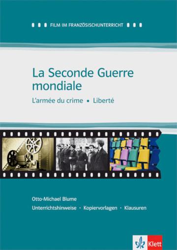 Cover La Seconde Guerre mondiale 978-3-12-598448-6 Otto-Michael Blume Französisch