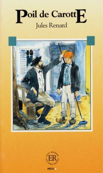 Cover Poil de carotte 978-3-12-599111-8 Jules Renard Französisch