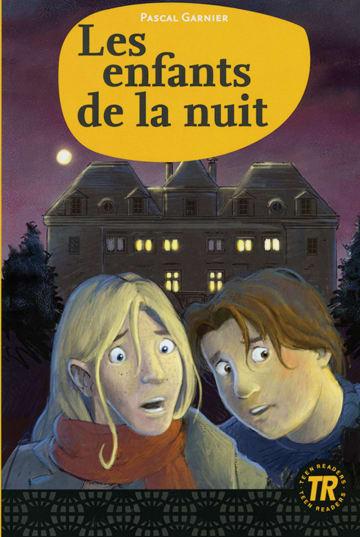 Cover Les enfants de la nuit 978-3-12-599183-5 Pascal Garnier Französisch