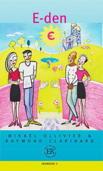 Cover E-den 978-3-12-599436-2 Raymond Clarinard, Mikaël Ollivier Französisch