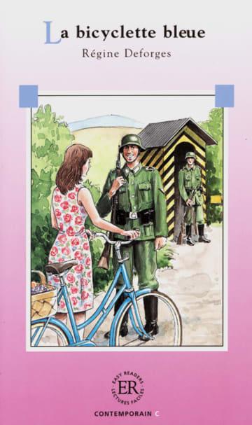 Cover La bicyclette bleue 978-3-12-599570-3 Régine Deforges Französisch