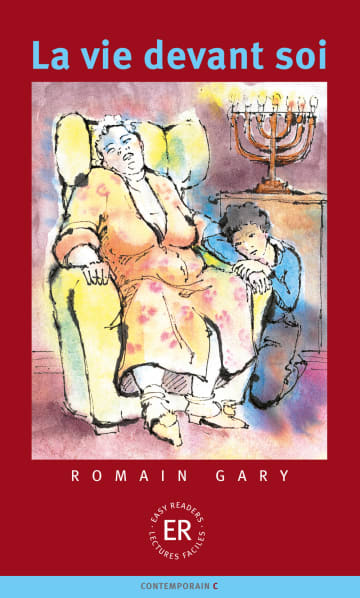 Cover La vie devant soi 978-3-12-599630-4 Romain Gary Französisch