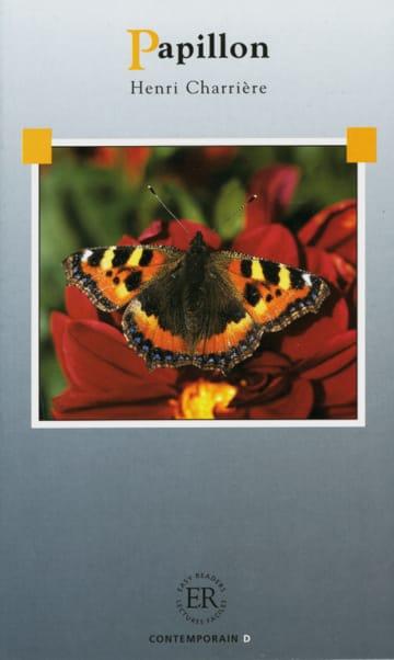 Cover Papillon 978-3-12-599730-1 Henri Charrière Französisch