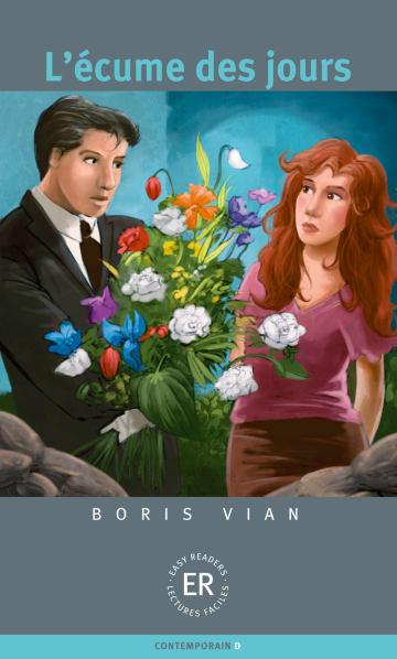 Cover L'écume des jours 978-3-12-599750-9 Boris Vian Französisch