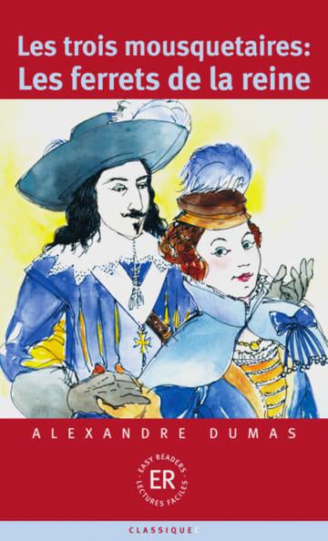 Cover Les trois mousquetaires 978-3-12-599775-2 Alexandre Dumas Französisch