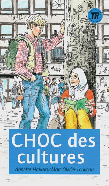 Cover Choc des cultures 978-3-12-599841-4 Annette Hallum, Marc-Oliver Louveau Französisch