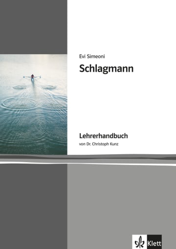 Cover Schlagmann 978-3-12-666912-2 Christoph Kunz, Evi Simeoni Deutsch