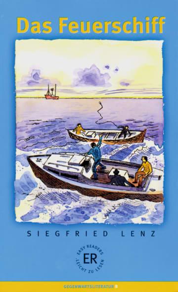 Cover Das Feuerschiff 978-3-12-675419-4 Siegfried Lenz Deutsch als Fremdsprache (DaF)