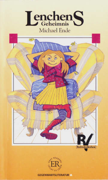 Cover Lenchens Geheimnis 978-3-12-675624-2 Michael Ende Deutsch als Fremdsprache (DaF),Deutsch