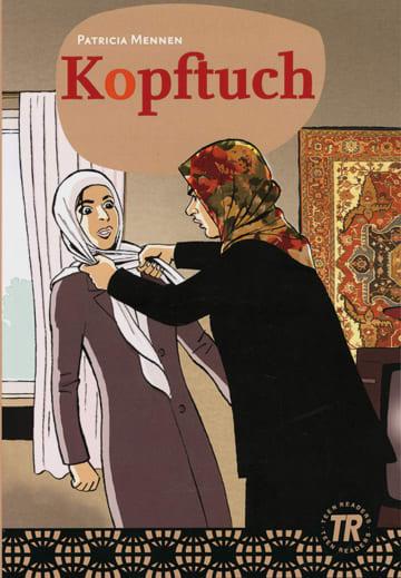 Cover Kopftuch 978-3-12-675657-0 Patricia Mennen Deutsch als Fremdsprache (DaF)
