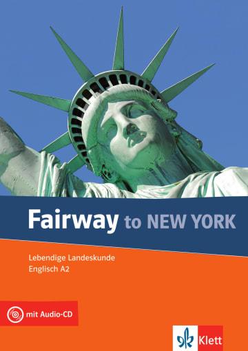 Cover Fairway to New York 978-3-12-501475-6 Englisch