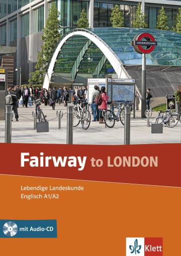 Cover Fairway to London 978-3-12-501476-3 David Shallis Englisch